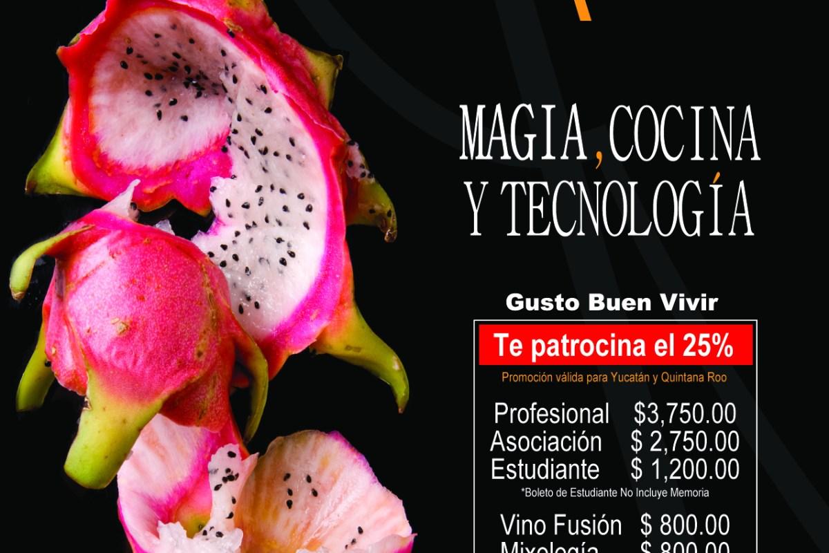 Todas las respuestas a tus dudas para asistir a Madrid Fusión México @madridfusionMex #MFMex12 Estados Yucatán y Quintana Roo.
