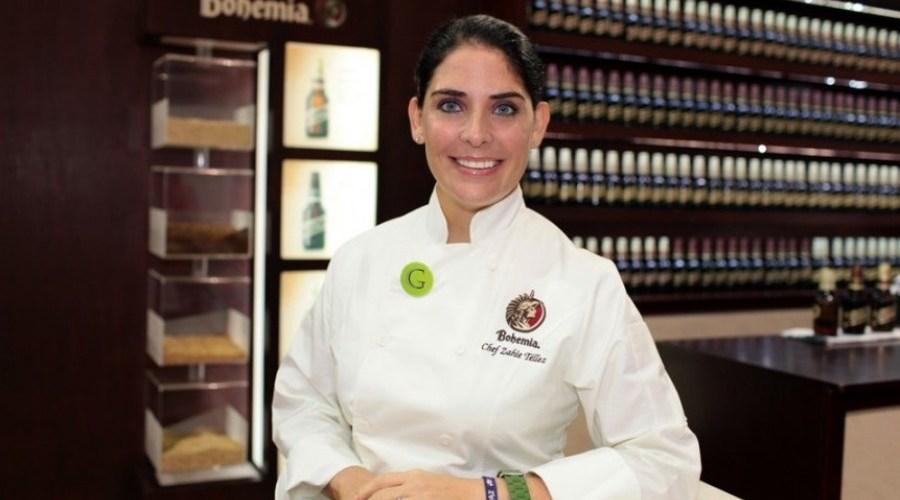 Chef Zahie Téllez @zahietellez