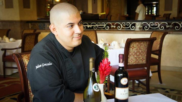 Conoce #Chef Julian González Cruz