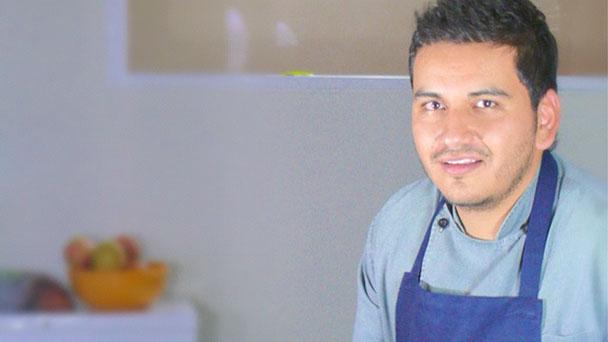 Chef Francisco Molina  Evoka @EvokaRestaurant