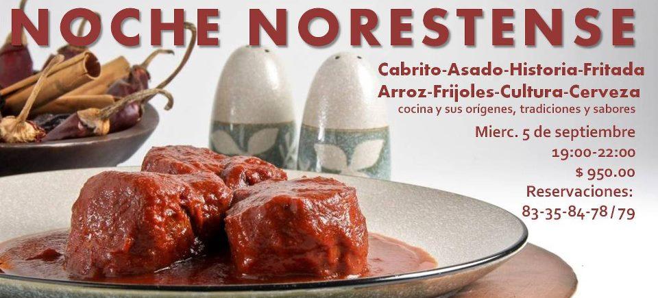 Noche Norestense Miércoles 5 Septiembre 2012 Monterrey, N.L @ednalanis