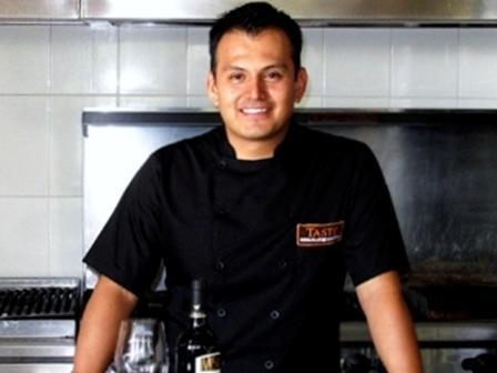 Chef Oscar Rito @privatechefpv @tastepv