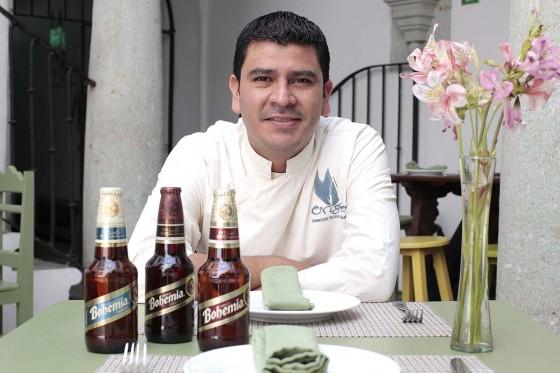 Chef Rodolfo Castellanos