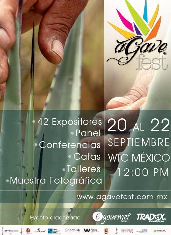 Agave Fest @AgaveFest del 20 al 22 Septiembre 2012 WTC Ciudad de México