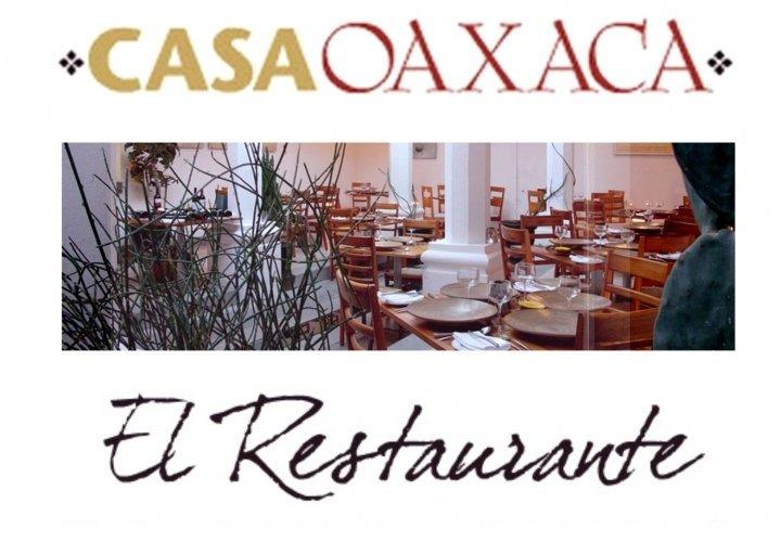 Conoce Restaurante Casa Oaxaca casa del Chef Alejandro Ruiz @chefalexruiz @saberdelsabor #FESS2012