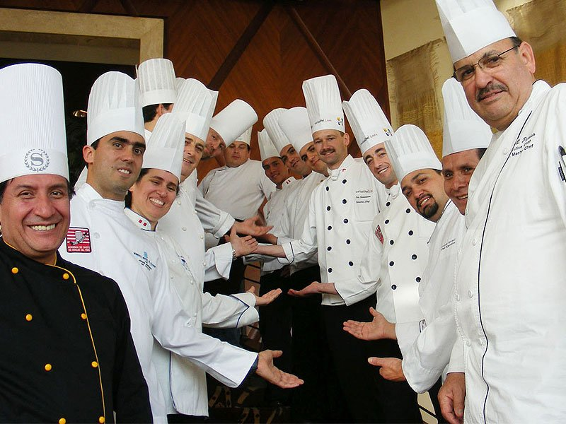 """Para ser un Chef"" receta del Chef Jesús Iván Argüello Solís @chefitocotzivan"