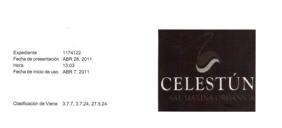 """""""Sal de Celestún"""" aprobada como Marca Registrada por el IMPI"""