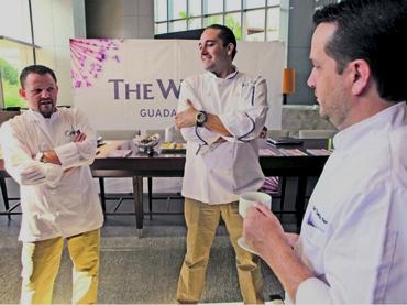 """Chefs al Rescate @Fchefsalrescate """"Un festín culinario filantrópico"""" 14 Octubre Guadalajara vía @informador"""