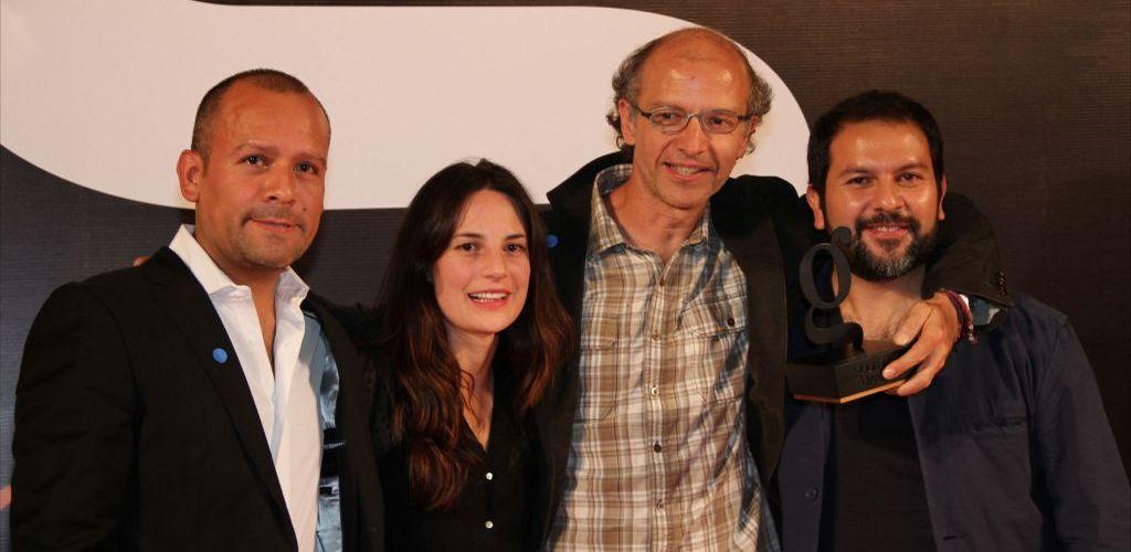 """La serie """"Diario de un cocinero"""" de Once TV México recibió el premio como """"Mejor programa de televisión en español""""  en la segunda entrega de los @TravelLeisureMX"""