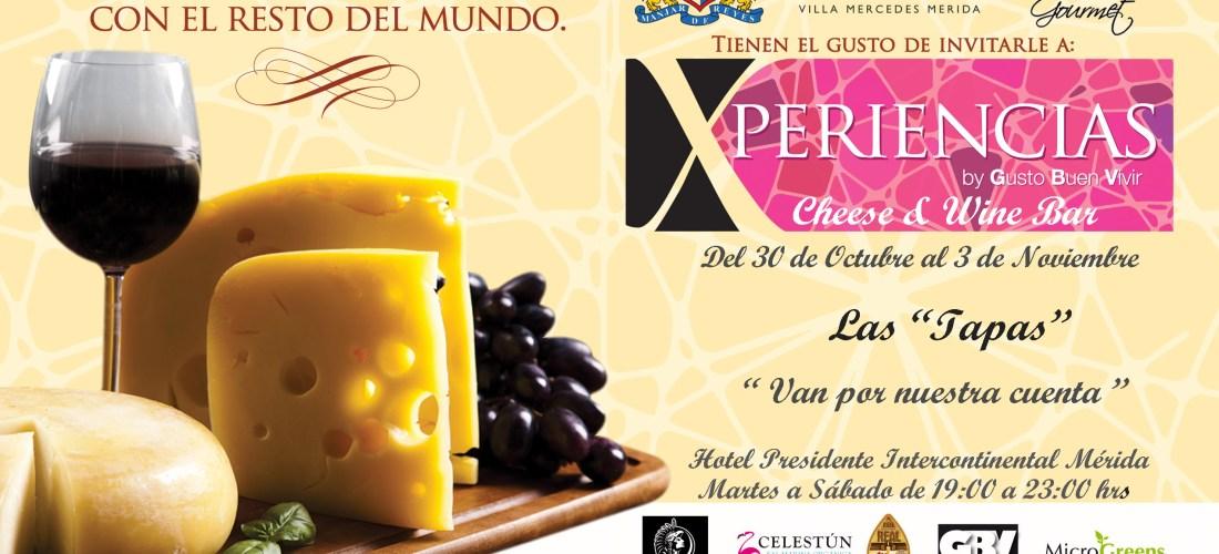 """Las Tapas van por nuestra cuenta """"Xperiencias"""" Hotel Presidente InterContinental Mérida @InterContiMID"""