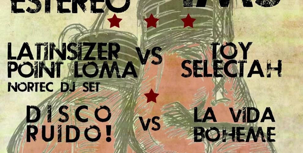 """""""Noche de Campeonato"""" 9 Noviembre 2012 Bomba Estéro VS IMS Auditorio Blackberry @AuditorioBB"""