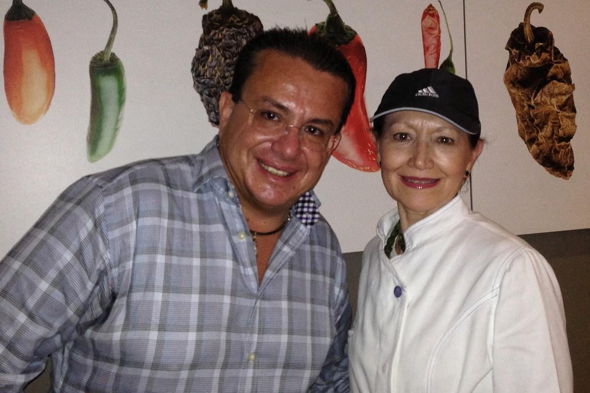 """Orgulloso de haber colaborado con la Chef Patricia Quintana @PQuintanaChef en el proyecto Tributo y Renacer del Ingrediente Maya"""""""