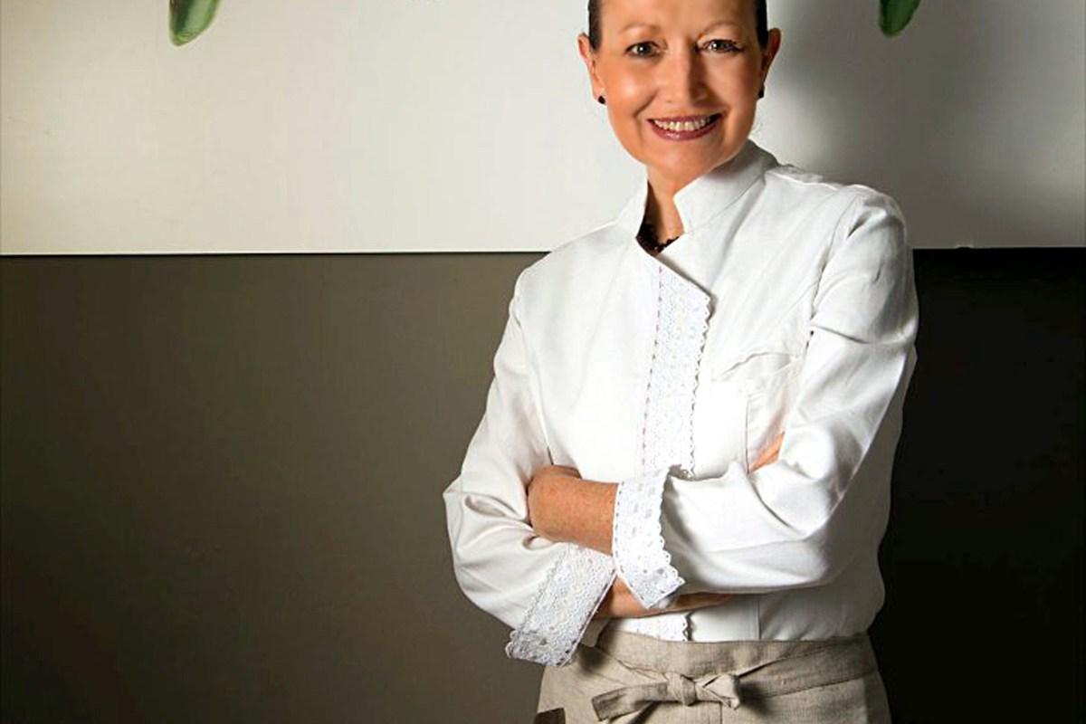 Orgullo de nuestra cocina Mexicana Chef Patricia Quintana @PQuintanaChef 50 años de excepcional trayectoria