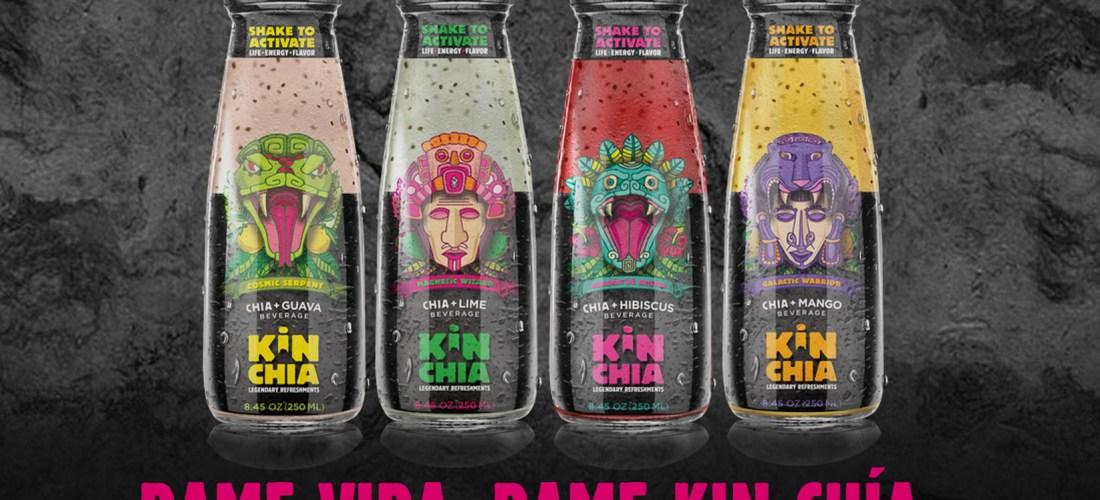 Video Kin Chía, la nueva alternativa para disfrutar de esta Bebida Prehispánica, descúbrela !