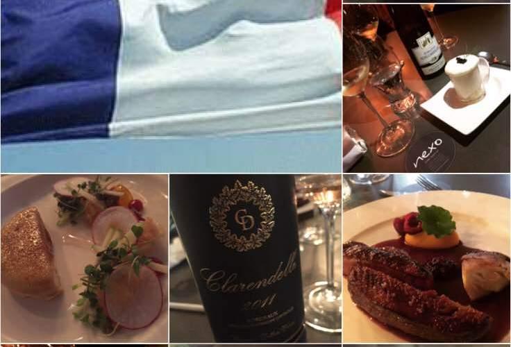 Un menú especial en @nexorestaurante en honor a Francia se vivirá del 11 al 16 de julio #SemanaFrancesa