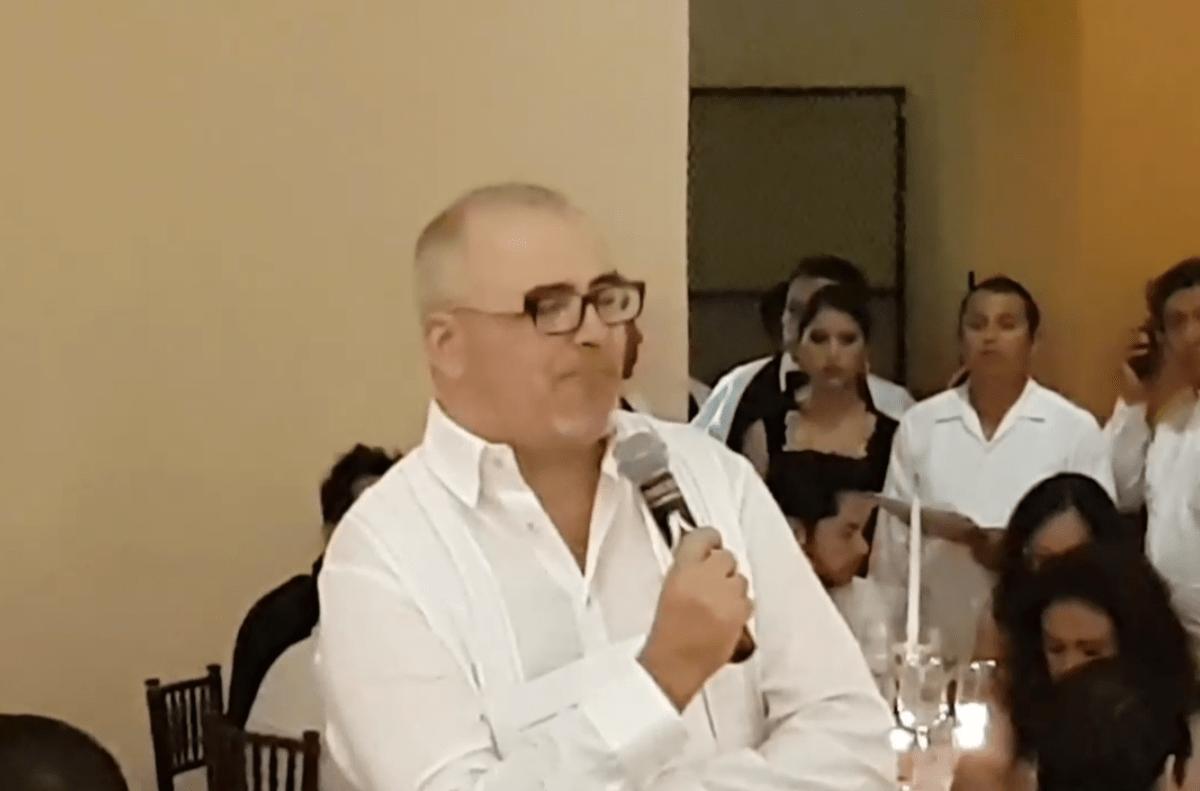 EN Video entrevista Chef Patrick Cross @patrickcrosc organizador Convite Expo Gourmet #ConviteGourmet #Campeche del 18 al 19 de Noviembre del 2016