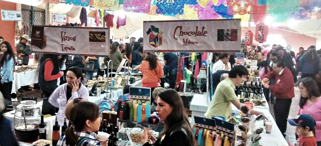 Este fin de semana llegan a #Coyoacan 4o. Festival Sabores y Artesanías del mundo @Proexpomx
