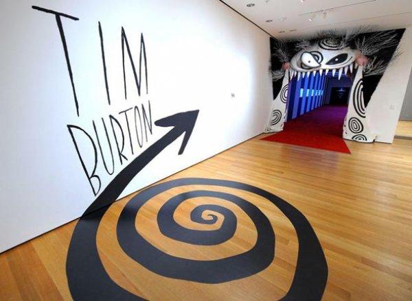 El mundo mágico de @TimWBurton llega a la #CDMX @el_mayer #GustoBuenVivir