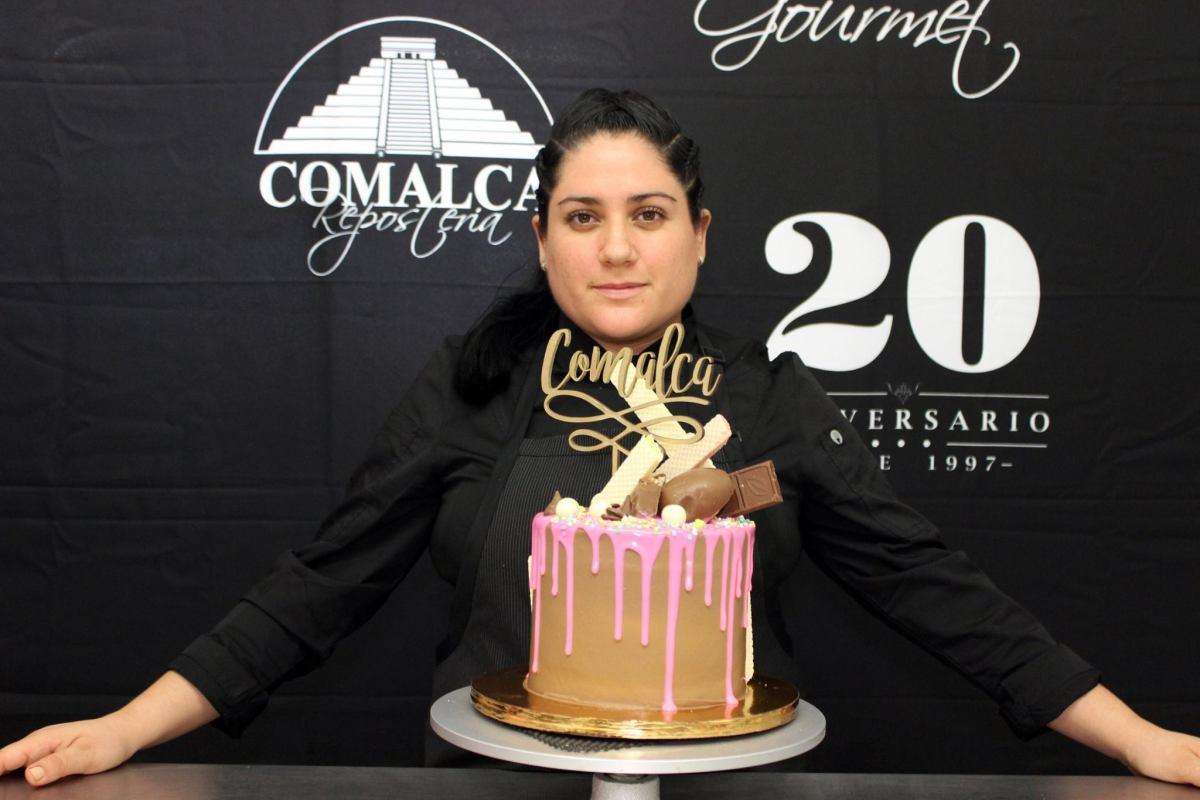 @comalcagourmet presenta a la Chef Norka Ruiz como #ChefInvitado #ComalcaRepostería