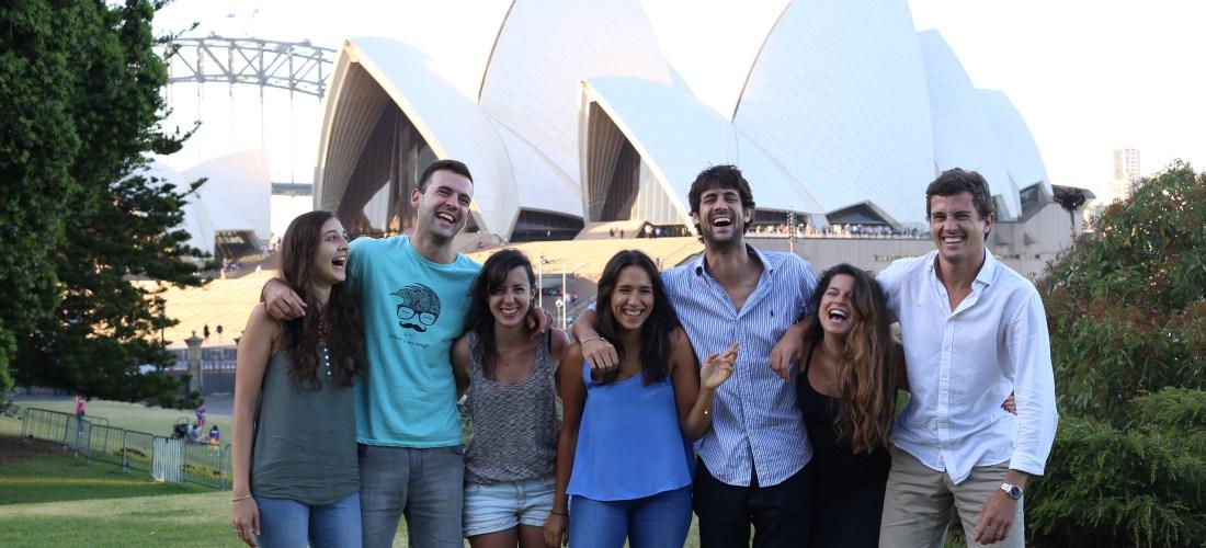 Estudia, trabaja y vive en Australia #work #study
