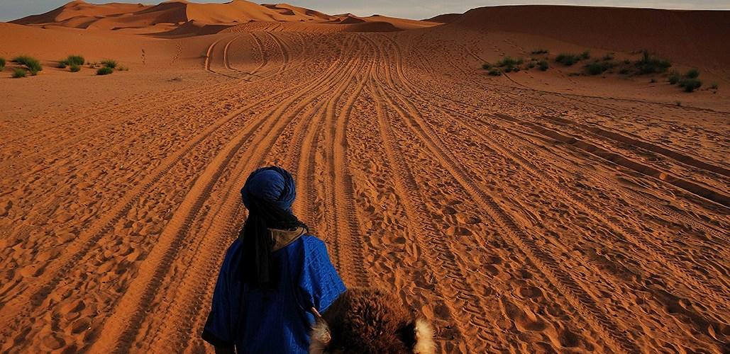 Marruecos, destino para meditar y relajarse @AmericanExpress