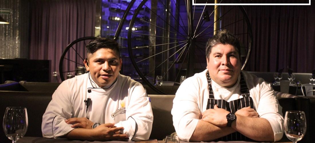 "27 de Abril 2018 Cena Maridaje ""Origenes Latinoamericanos"""