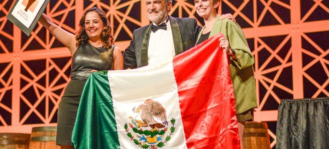 México se lleva TRES medallas de bronce en la World Beer Cup @AcermexOficial