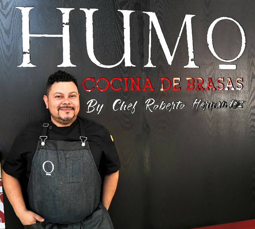 Chef Roberto Hernández