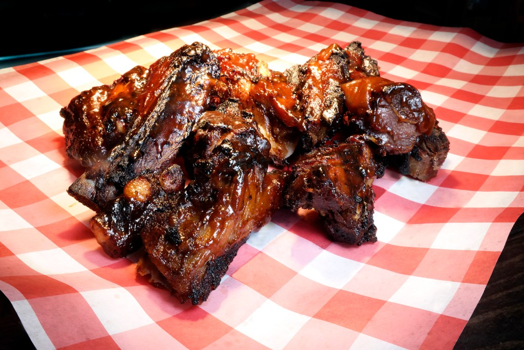 Costillas BBQ HUMO