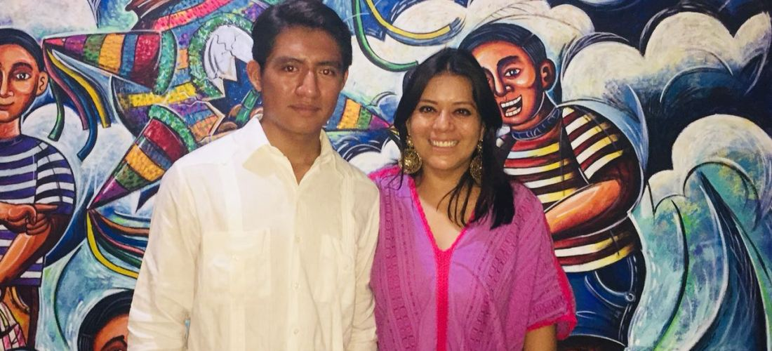 Mezcal Oro de Oaxaca impulsa al arte de su estado @mezcaloro