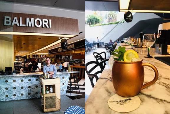 @BalmoriRoma abre una nueva barra de bebidas gourmet en food market mx