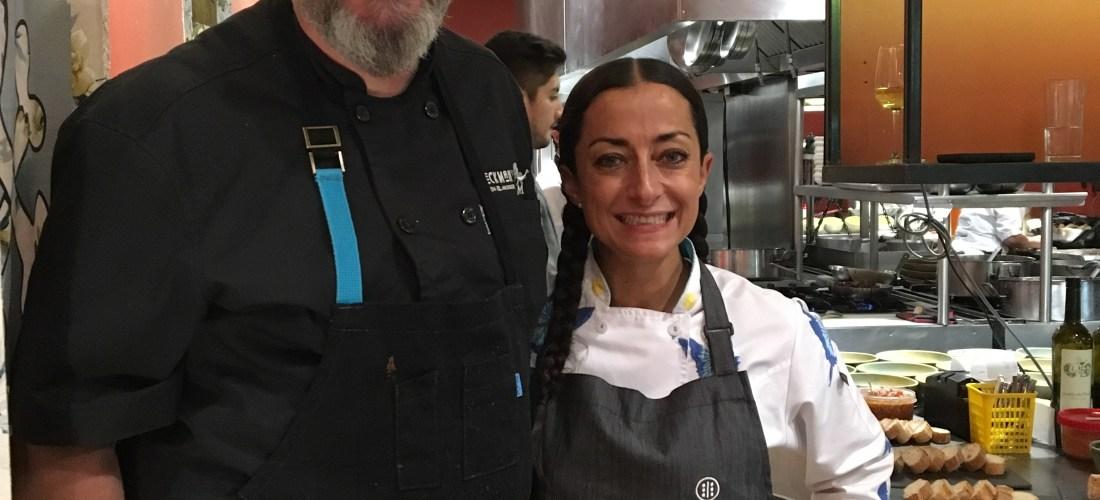 El restaurante Cascabel @cascabel_cdmx de @Lulachef hace oficial el lanzamiento de su Barra del Mar en Santa Fé, CDMX