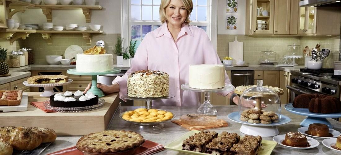 Las Mejores recetas de Martha Stewart @MasChicTV