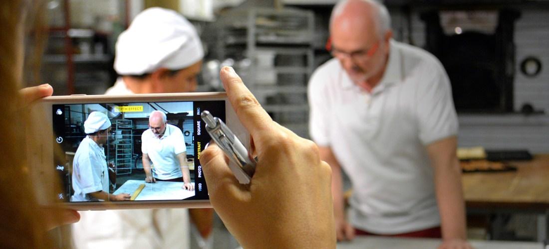 @elgourmet y Osvaldo Gross presentan un tour gastronómico