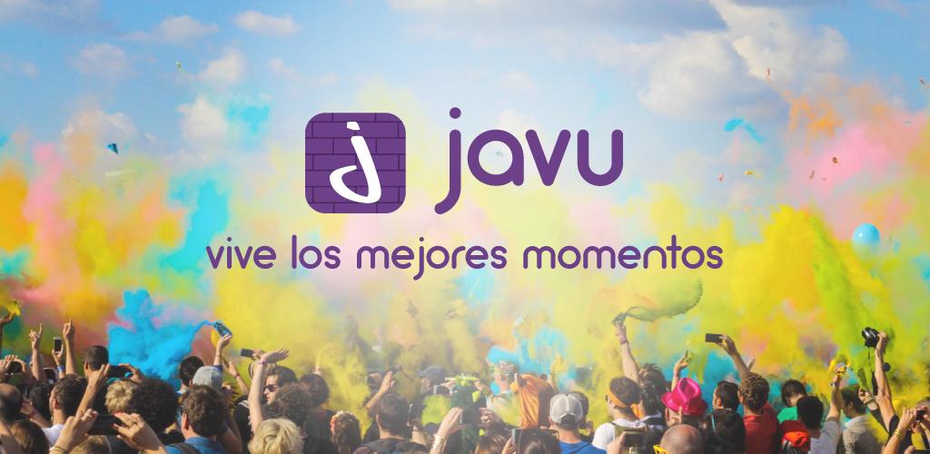 Llega a México @javuapp2018 una app diferente de eventos