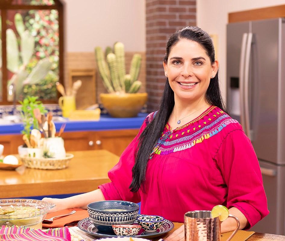 """""""Platos de Cuchara"""" estrena temporada presentada por Zahie Téllez"""