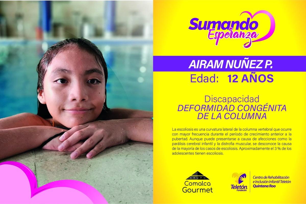 Airam – Sumando Esperanza