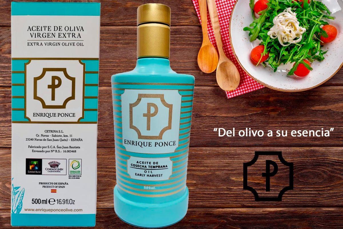 ACEITE DE OLIVA ENRIQUE PONCE