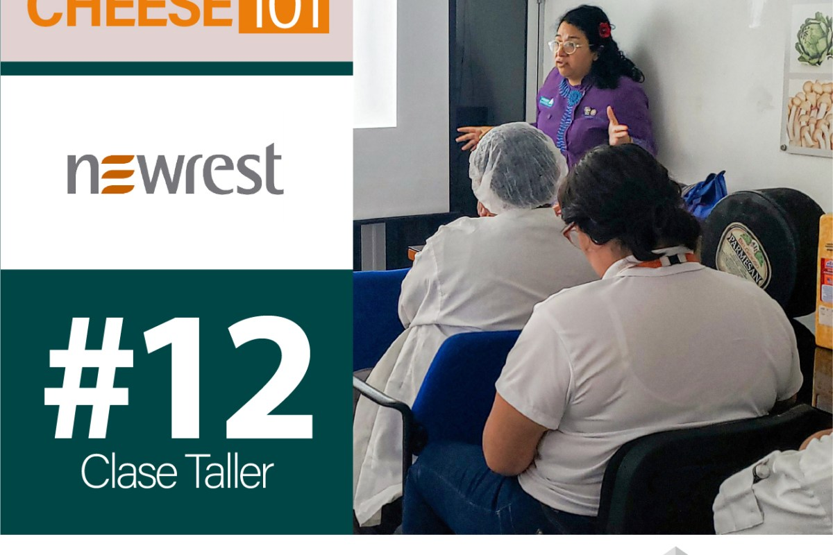 CLASE EXCLUSIVA CHEESE 101 – NEWREST
