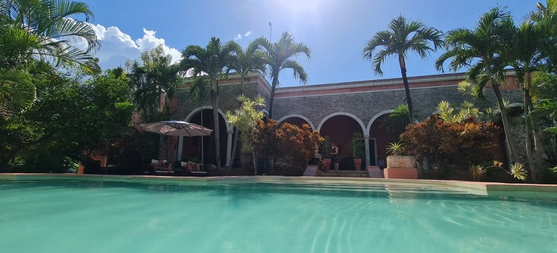 Hacienda Hequenera Sac nicté en Mérida, Yucatán