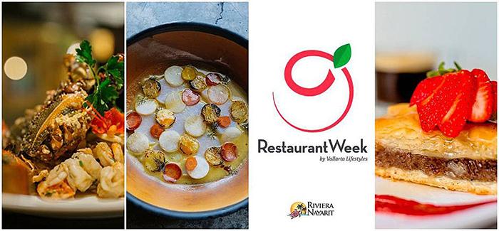 17° edición de Restaurante Week en Riviera Nayarit