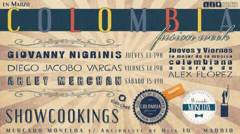 Cooking shows comida colombiana