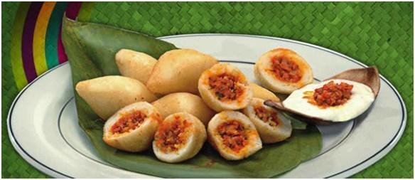 Carimañolas costeñas (Cortesía: cocina.linio.com.co)
