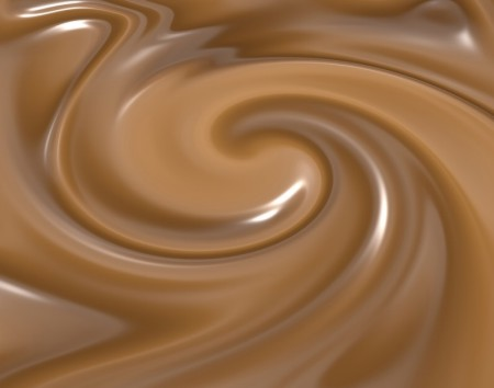 B Melted_chocolate