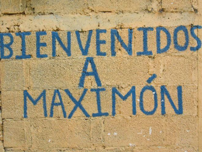 Bienvenidos a Maximón