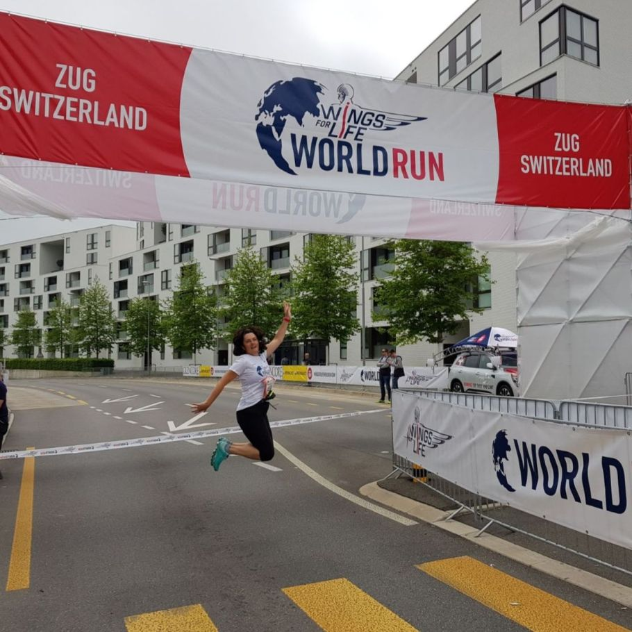 World Run Zug