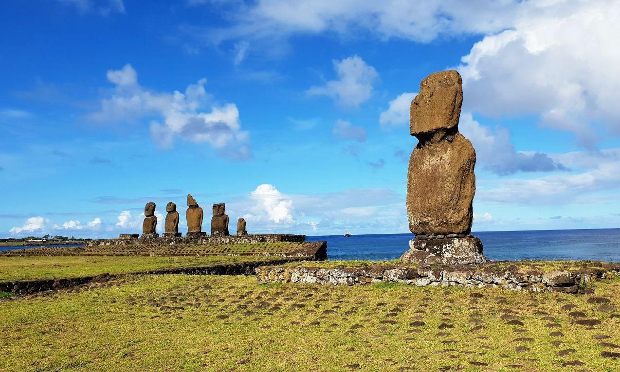 Moai Titelbild
