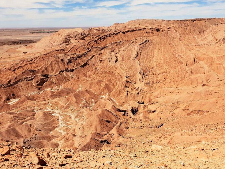 Landschaft Atacama Wüste