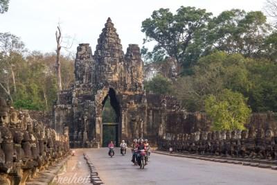 Südeingang Angkor Thom