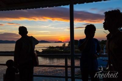 Fährüberfahrt von Trat nach Koh Chang
